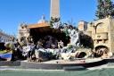 Roma, Capodanno 2017: presepe a san Pietro – Foto di Sardegna Terra di pace – Tutti i diritti riservati