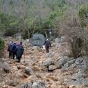 Medjugorje, Capodanno 2017: salita al Krizevac – Foto di Sardegna Terra di pace – Tutti i diritti riservati