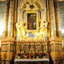 Roma, Capodanno 2017: cappella san Francesco di Paola a sant'Andrea delle Fratte – Foto di Sardegna Terra di pace – Tutti i diritti riservati