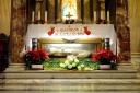 Roma, Capodanno 2017: san Vicenzo Pallotti, chiesa san Salvatore in Onda – Foto di Sardegna Terra di pace – Tutti i diritti riservati
