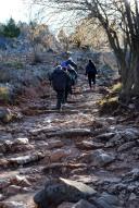 Medjugorje, Capodanno 2017: sentiero sul Podbrdo (2) – Foto di Sardegna Terra di pace – Tutti i diritti riservati