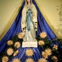 Medjugorje, Capodanno 2017: statua della Madonna di Lourdes (2) – Foto di Sardegna Terra di pace – Tutti i diritti riservati
