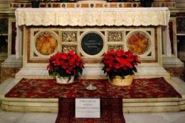 Roma, Capodanno 2017: tomba della Beata Elisabetta Sanna in san Salvatore in onda – Foto di Sardegna Terra di pace – Tutti i diritti riservati