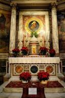 Roma, Capodanno 2017: tomba della Beata Elisabetta Sanna in san Salvatore in onda (2) – Foto di Sardegna Terra di pace – Tutti i diritti riservati