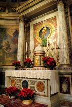 Roma, Capodanno 2017: tomba della Beata Elisabetta Sanna in san Salvatore in onda (3) – Foto di Sardegna Terra di pace – Tutti i diritti riservati