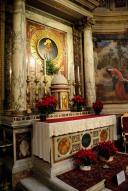 Roma, Capodanno 2017: tomba della Beata Elisabetta Sanna in san Salvatore in onda (5) – Foto di Sardegna Terra di pace – Tutti i diritti riservati