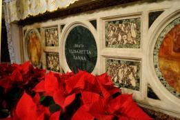 Roma, Capodanno 2017: tomba della Beata Elisabetta Sanna in san Salvatore in onda (6) – Foto di Sardegna Terra di pace – Tutti i diritti riservati