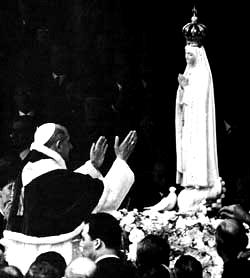 Papa Paolo VI a Fatima
