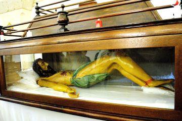 Cristo deposto dalla Croce - Chiesa Santa Croce