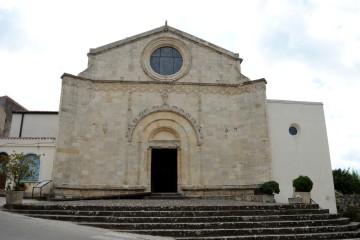 Parrocchiale di San Giorgio Martire XVI secolo - Pozzomaggiore