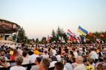 Medjugorje, Anniversario 2017: Altare esterno (11) – Foto di Sardegna Terra di Pace – Tutti i diritti riservati