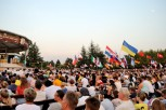 Medjugorje, Mladifest 2017: Altare esterno (11) – Foto di Sardegna Terra di Pace – Tutti i diritti riservati