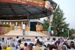 Medjugorje, Anniversario 2017: Altare esterno (12) – Foto di Sardegna Terra di Pace – Tutti i diritti riservati