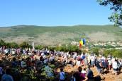 Medjugorje, Anniversario 2017: Collina delle Apparizioni (3) – Foto di Sardegna Terra di Pace – Tutti i diritti riservati