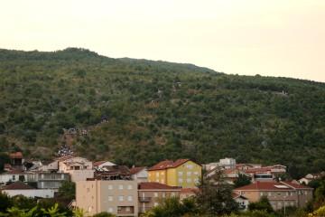 Medjugorje, Anniversario 2017: Collina delle Apparizioni – Foto di Sardegna Terra di Pace – Tutti i diritti riservati