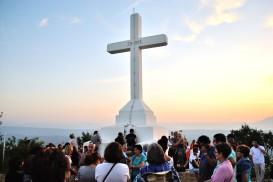 Medjugorje, Mladifest 2017: Croce sul Krizevac (4) – Foto di Sardegna Terra di Pace – Tutti i diritti riservati