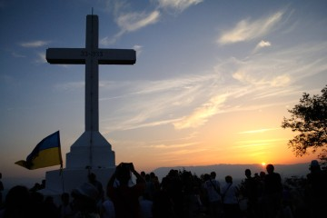 Medjugorje, Anniversario 2017: Croce sul Krizevac (6) – Foto di Sardegna Terra di Pace – Tutti i diritti riservati