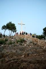 Medjugorje, Mladifest 2017: Croce sul Krizevac – Foto di Sardegna Terra di Pace – Tutti i diritti riservati