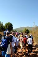 Medjugorje, Anniversario 2017: Salita alla collina delle apparizioni – Foto di Sardegna Terra di Pace – Tutti i diritti riservati