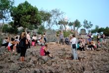 Medjugorje, Mladifest 2017: Via  Crucis sul Krizevac – Foto di Sardegna Terra di Pace – Tutti i diritti riservati
