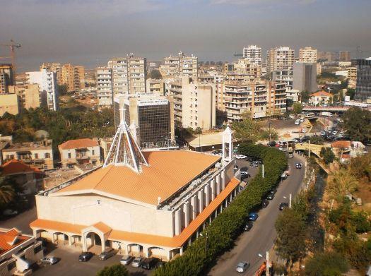 Chiesa di Sant'Elia ad Antélias (Libano) - Foto di Karapet Rubinyan (Lastak) - Tutti i diritti riservati
