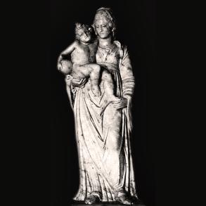 Statua della Madonna di Gonare