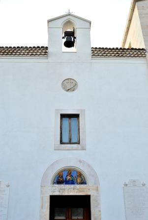 Chiesa-Convento Santa Maria delle Grazie- Foto di Sardegna Terra di pace – Tutti i diritti riservati