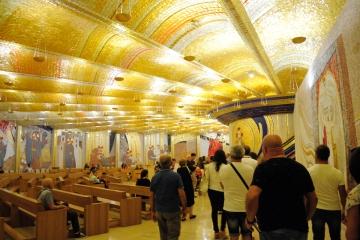 Cripta San Pio da Pietrelcina - Foto di Sardegna Terra di pace – Tutti i diritti riservati