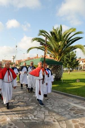 Processione ingresso alla Piazza