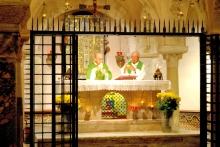 Santa Messa presso la Cripta di San Nicola (2) - Foto di Sardegna Terra di pace – Tutti i diritti riservati