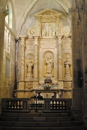 Santuario San Michele Arcangelo (10) - Foto di Sardegna Terra di pace – Tutti i diritti riservati