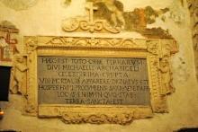 Santuario San Michele Arcangelo (7) - Foto di Sardegna Terra di pace – Tutti i diritti riservati