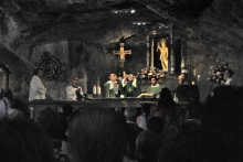 Santuario San Michele Arcangelo (8) - Foto di Sardegna Terra di pace – Tutti i diritti riservati