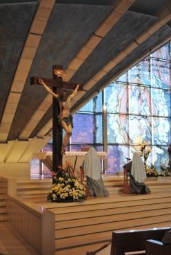 Santuario San Pio da Pietrelcina - Foto di Sardegna Terra di pace – Tutti i diritti riservati
