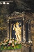 Statua San Michele Arcangelo (2) - Foto di Sardegna Terra di pace – Tutti i diritti riservati