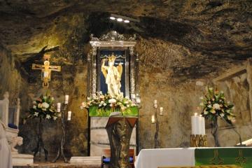 Statua San Michele Arcangelo (3) - Foto di Sardegna Terra di pace – Tutti i diritti riservati