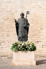 Statua San Nicola di Bari - Foto di Sardegna Terra di pace – Tutti i diritti riservati