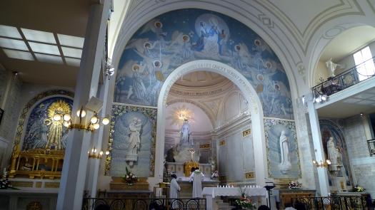 Cappella di Nostra Signora della Medaglia Miracolosa - Foto di Jean-Louis Zimmermann - Licenza CC BY 2.0