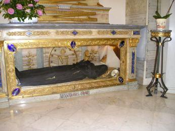 Corpo di Santa Caterina Labouré - Foto di André Leroux - Pubblico Dominio