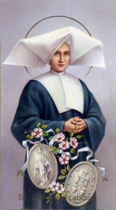 Santa Caterina Labouré - Pubblico Dominio