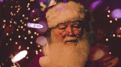 Babbo Natale - Foto di Srikanta - Dominio Pubblico