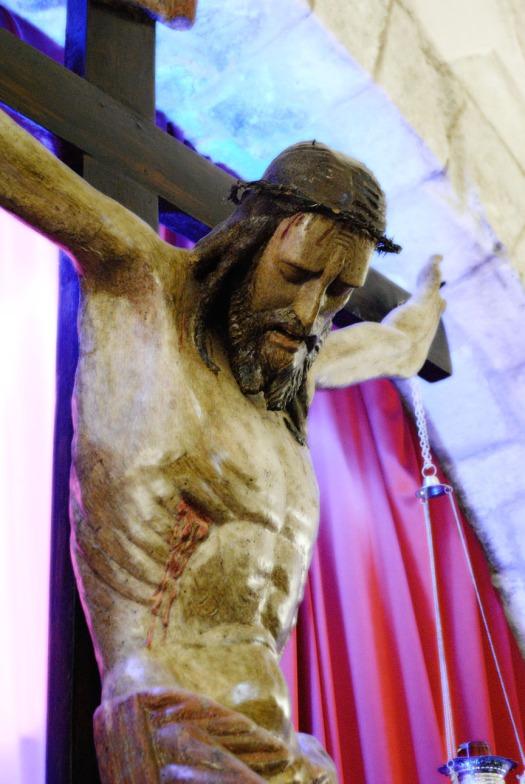 Pozzomaggiore: Cristo Crocifisso – Foto di Sardegna Terra di Pace – Tutti i diritti riservati