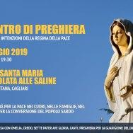 Incontro Preghiera Amici Medjugorje Sardegna 27 Maggio 2019