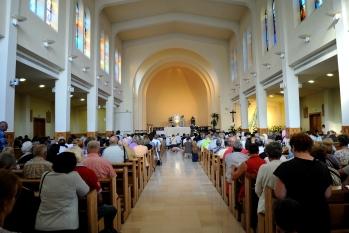 Medjugorje, Anniversario Apparizioni 2019: Adorazione Eucaristica