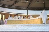 Medjugorje, Anniversario Apparizioni 2019: Altare esterno (2)