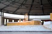 Medjugorje, Anniversario Apparizioni 2019: Altare esterno (3)
