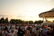 Medjugorje, Anniversario Apparizioni 2019: Altare esterno (6)