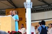 Medjugorje, Anniversario Apparizioni 2019: I veggenti Marija e Ivan (3)