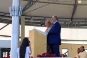 Medjugorje, Anniversario Apparizioni 2019: I veggenti Marija e Ivan (4)