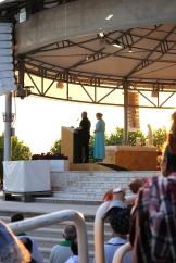Medjugorje, Anniversario Apparizioni 2019: I veggenti Marija e Ivan (5)